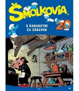 Šmoulové 20. - S kamarátmi za zábavou! SK/CZ dabing