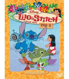 Lilo a Stitch 1. série - disk 8 (Lilo & Stitch Season 1 - Disc 8)