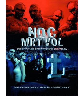 Noc mrtvol (Dead of Night, The) DVD