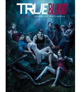 True Blood - Pravá krev 3. série 5 DVD   (True Blood Season 3.)