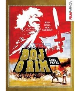 Boj o Řím I. (Kampf um Rom I) DVD