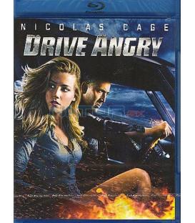 Drive Angry Smrtonosná jazda Blu-ray