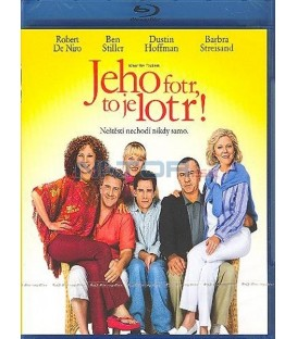 Jeho fotr, to je lotr (Blu-ray)  (Meet The Fockers)