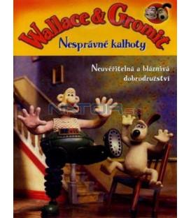 Wallace & Gromit - Nesprávné kalhoty (Wallace & Gromit) DVD