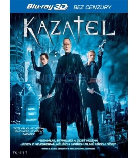 Kazatel 3D - Blu-ray ( Priest)