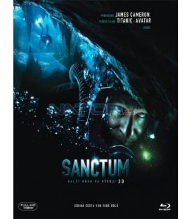 Sanctum 2D - 3D - Blu-ray (Sanctum)