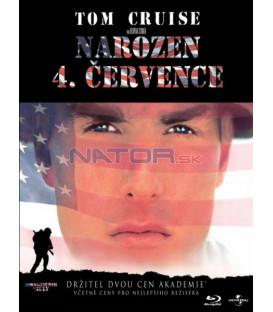 Narozen 4. července (Born on the Fourth of July) Blu-ray