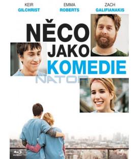Něco jako komedie Blu-ray (Its Kind of a Funny Story)
