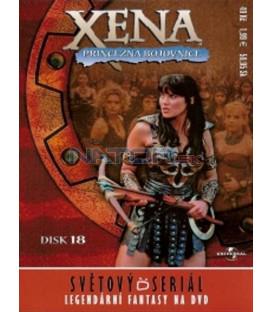Xena - Princezna bojovnice - disk 18 (Xena: Warrior Princess)