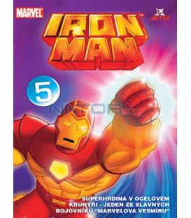 Iron Man 05 - MARVEL