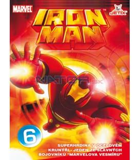 Iron Man 06 - MARVEL DVD