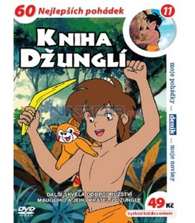 Kniha džunglí 11 (Jungle Book)