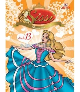 Princezna Sissi 13 (Princess Sissi) DVD