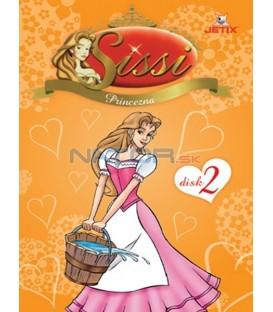 Princezna Sissi 02 (Princess Sissi) DVD