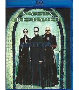Matrix Reloaded (The Matrix Reloaded) Blu Ray