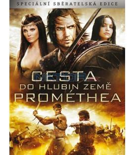 Cesta do hlubin země Prométhea DVD