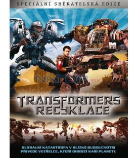 Transformers Recyklace DVD