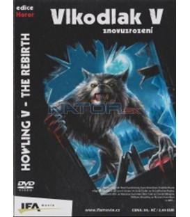 Vlkodlak V: Znovuzrození (Howling V - The Rebirth) DVD