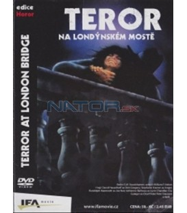 Teror na londýnském mostě (Terror at London Bridge) DVD