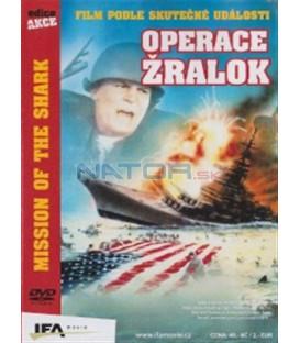Operace Žralok (Mission of the Shark) DVD