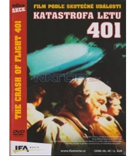Katastrofa letu 401 (Crash) DVD
