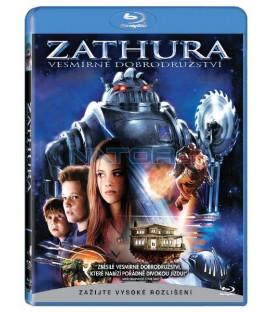 Zathura: Vesmírné dobrodružství -  Bluray(Zathura: A Space Adventure)
