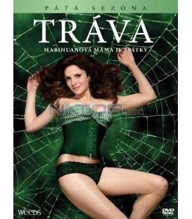 Tráva - 5. sezóna 3 DVD (Weeds)