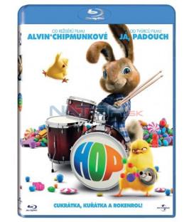 Hop 2011 - hraný film - SK/CZ dabing Blu-ray