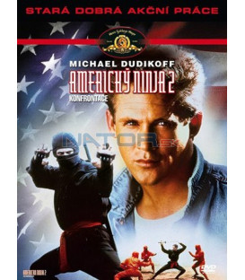 Americký ninja 2 (American Ninja 2: The Confrontation) DVD