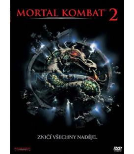 Mortal Kombat 2: Vyhlazení CZ dabing (Mortal Kombat: Annihilation) DVD
