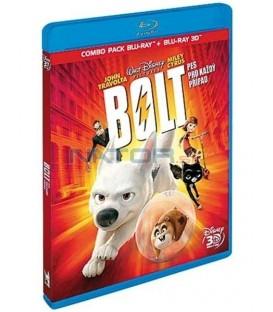 Bolt - pes pro každý případ Blu-ray (3D+2D) (Bolt BD (3D+2D))
