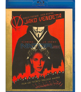V jako Vendeta (V for Vendetta)- Blu Ray