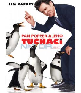 Pan Popper a jeho tučňáci ( Mr. Poppers Penguins) DVD
