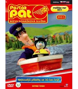 Pošťák Pat - Bezva donášková služba 5 DVD