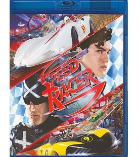 Speed Racer- Blu Ray