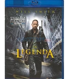Já, legenda (I Am Legend) Blu Ray