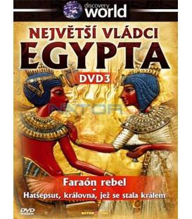Největší vládci Egypta 3   (The Great Egyptian) DVD