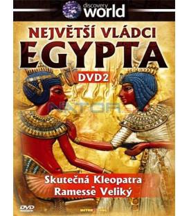Největší vládci Egypta 2   (The Great Egyptian) DVD