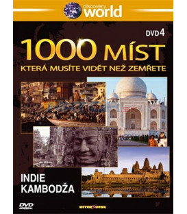 1000 míst... 4   (1000 Places to See Before you Die) DVD