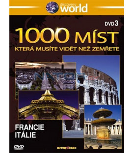 1000 míst... 3   (1000 Places to See Before you Die) DVD