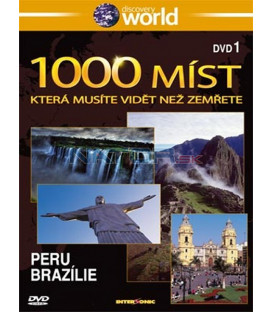 1000 míst... 1   (1000 Places to See Before you Die) DVD