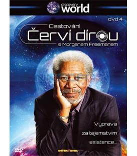 Cestování červí dírou 4   (Through the Wormhole with Morgan Freeman) DVD