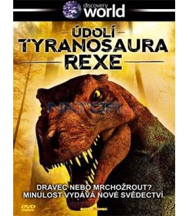 Údolí Tyranosaura Rexe   (Valley of T-rex) DVD