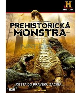 Prehistorická monstra   (Prehistoric Monsters Revealed)