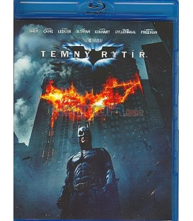Temný rytíř- 2BRD BLU-RAY (Batman: The Dark Knight)