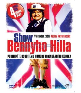 Show Bennyho  Hilla série 2 dvd 4   (The Benny Hill Show)