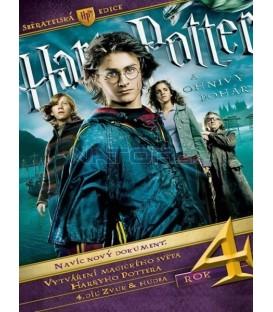 Harry Potter a ohnivý pohár - sběratelská edice 3DVD (Harry Potter And The Goblet Of Fire CE)