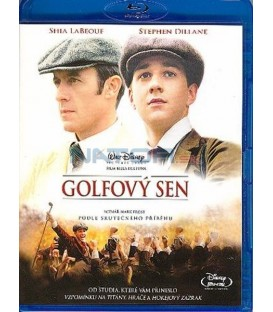 Golfový sen (Blu-ray) (The Greatest Game Ever Played)