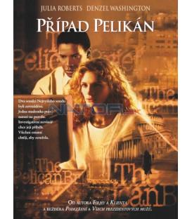 Případ Pelikán CZ dabing (The Pelican Brief) DVD