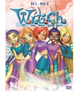 W.I.T.C.H. 1. díl - disk 6. (W.I.T.C.H.: Season 1)
